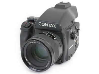 良品 CONTAX 645 Planar 80mm F2.8 Carl Zeiss 中判 カメラ フィルムカメラ