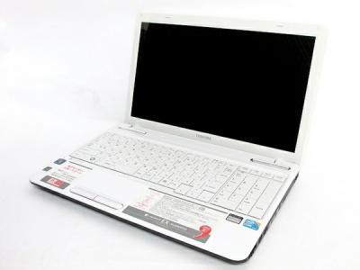 東芝 dynabook EX/66MWHYD PAEX66MRFWHYD ノートパソコン i5-M450 4GB 640GB Win7