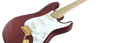 Fender Japan Richie Kotzen STR-RK エレキ ギターリッチーコッツェンモデル 楽器