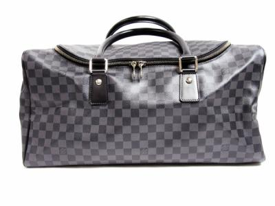 LOUIS VUITTON ルイヴィトン ロードスター50 ダミエ グラフィット N48189 ボストンバッグ 旅行バッグ