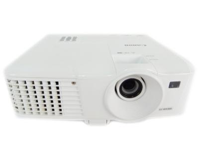 Canon キャノン LV-WX300 プロジェクター 映像 機器