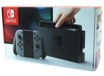 Nintendo Switch HAC-S-KAAAA グレー テレビ ゲーム