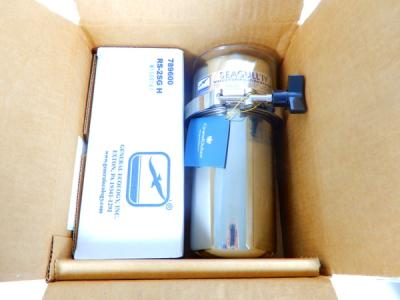 SEAGULL VI シーガルフォー X-2DS ステンレスQD 浄水器 カウンター据置タイプ