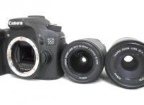Canon キヤノン 一眼レフ EOS 70D ダブルズームキット デジタル カメラ EOS70D-WKIT
