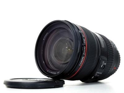 キャノン Canon EF24-105mm F4L IS USM ZOOM レンズ カメラ