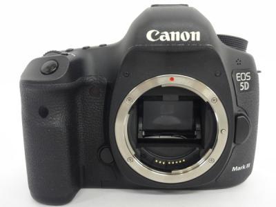 Canon EOS 5D Mark III デジタル一眼レフカメラ 総シャッター回数 約 16万回
