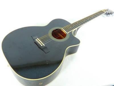 Morris FC-2 BLK エレアコ ギター ソフトケース