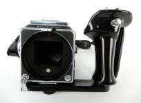 Hasselblad 2000fcw 中判カメラ ボディ グリップ付き