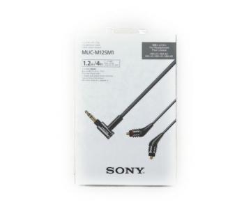 SONY ソニー MUC-M12SM1 ヘッドフォンケーブル 1.2m