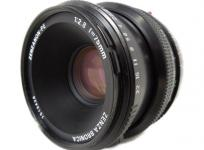 ゼンザブロニカ Zenza Bronica Zenzanon-PE 75mm f2.8 レンズ