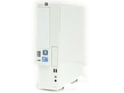 富士通 FMV DESKPOWER CE/G40 FMVCEG40Y デスクトップパソコン i3-530 4GB 500GB Win7