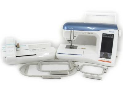brother Innovis ブラザー DC3500 EMS8004 ディズニー ミシン 刺繍機付