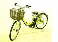YAMAHA ヤマハ 26型 電動アシスト自転車 PAS ナチュラS マスカットグリーン PM26NSの買取