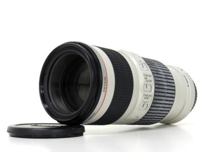 Canon EF 70-200 F4 L IS USM 望遠 ズームレンズ