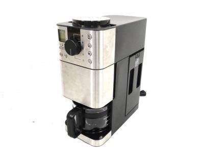 無印良品 豆から挽ける MJ-CM1 コーヒー メーカー 17年