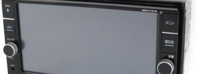 日産 純正ナビ MM 317D-W カーナビ 2017年 カー用品