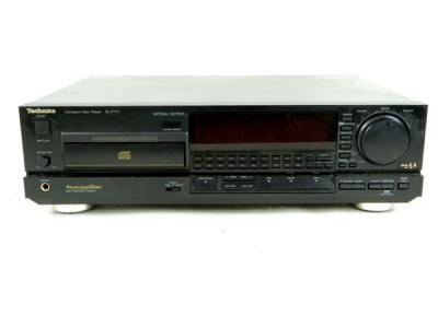 Thechnics テクニクス SL-P777 CDプレーヤー 音響 オーディオ