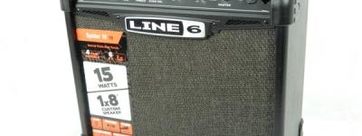 LINE6 SPIDER IV 15 モデリング ギター アンプ スピーカー 音響