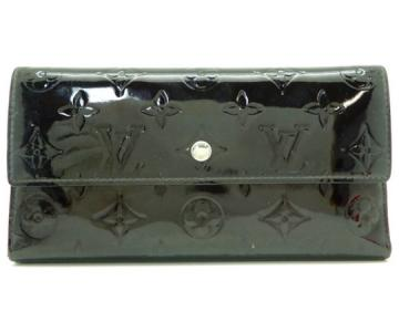 ルイ・ヴィトン LOUIS VUITTON ポルトフォイユ インターナショナル 長財布 M91998 ヴェルニ