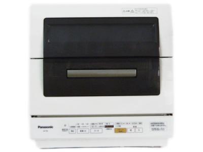 Panasonic パナソニック NP-TR5-W 食洗機 食器洗い乾燥機 6人分 ホワイト