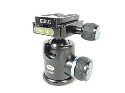 SIRUI シルイ K-10X ハイエンド 自由雲台 カメラ 雲台