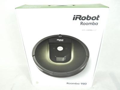 iRobot Roomba ルンバ980 ロボット掃除機