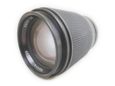 CONTAX Carl Zeiss Sonnar 135mm F2.8 AEJ 単焦点 レンズ