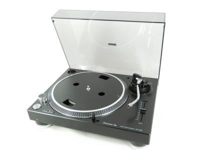 Pioneer DJ ターンテーブル PLX-500-W 2台セット 2016年製 PCDJ ホワイト