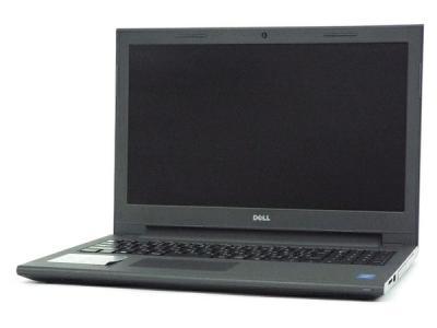 DELL Vostro 15 3000 3546 ノートパソコン i3-4005U 4GB 500GB Win10