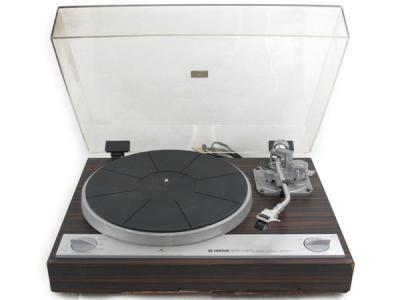 YAMAHA レコードプレーヤー YP-D71 ターンテーブル タンテ