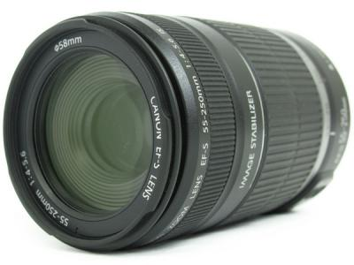 Canon EF-S 55-250mm F4-5.6 IS 望遠 ズーム レンズ