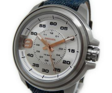 ディーゼル DIESEL 腕時計 DZ1743 メンズ デニムベルト スプロケット SPROCKET
