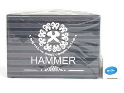 HAMMER MOD スターターキット 別売アトマイザー(白)付