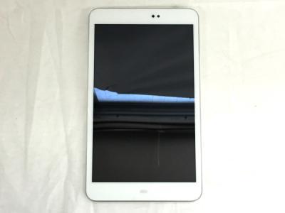 ASUS MEMO Pad 8 AST21SWA au 8型 16GB パールホワイト タブレット Android