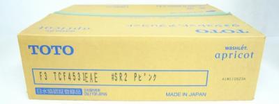 TOTO アプリコット F3A TCF-4531EAE SR2 ウォシュレット