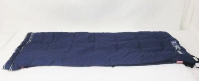 Coleman コールマン FLEECE FOOT ADVENTURE SLEEPING BAG C5