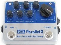 TRIAL Parallel3 ベース用 エフェクター オーバードライブ ディストーション