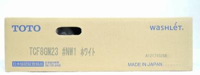 TOTO TCF8GM23 ウォッシュレット
