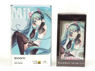 SONY ウォークマン NW-A35HN 16GB A シリーズ レッド