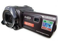 SONY ソニー ビデオカメラ Handycam HDR-PJ630V ボルドーブラウン
