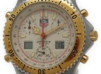 TAG HEUER タグホイヤー Professional 200M CG1123-0 時計 クォーツ クロノグラフ