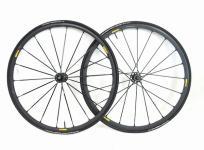 【中古】 中古 MAVIC SLR S33 PRO ホイール  SSC SLR 自転車 バイク 用品 の買取