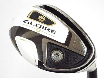 TaylorMade テーラーメイド GLOIRE G (グローレ G) レスキュー #6 GL5000 フレックス R