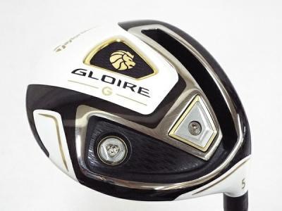 TaylorMade テーラーメイド GLOIRE G (グローレ G) フェアウェイウッド #5 GL5000 フレックス SR