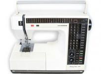 ジャノメ JANOME メモリークラフト 6000 ミシン ソーイング 裁縫