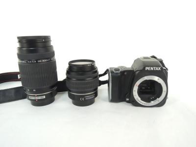RICOH リコー 一眼レフ PENTAX K-S1 300 Wズームキット ブラック デジタル カメラ