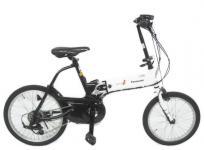 Panasonic パナソニック BE-ENW076 折畳 電動 自転車 大型の買取
