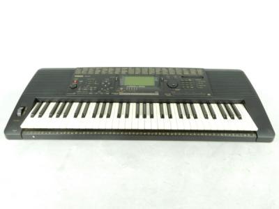 YAMAHA PSR-520 ポータトーン キーボード 譜面台付