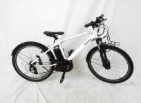 Panasonic パナソニック BE-ELH42F 電動アシスト自転車 26インチ ハリヤ ホワイト 大型の買取