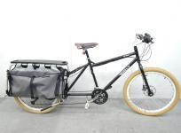 SURLY BIG DUMMY 自転車 ラック バイクバッグ 付き サイクリング大型の買取